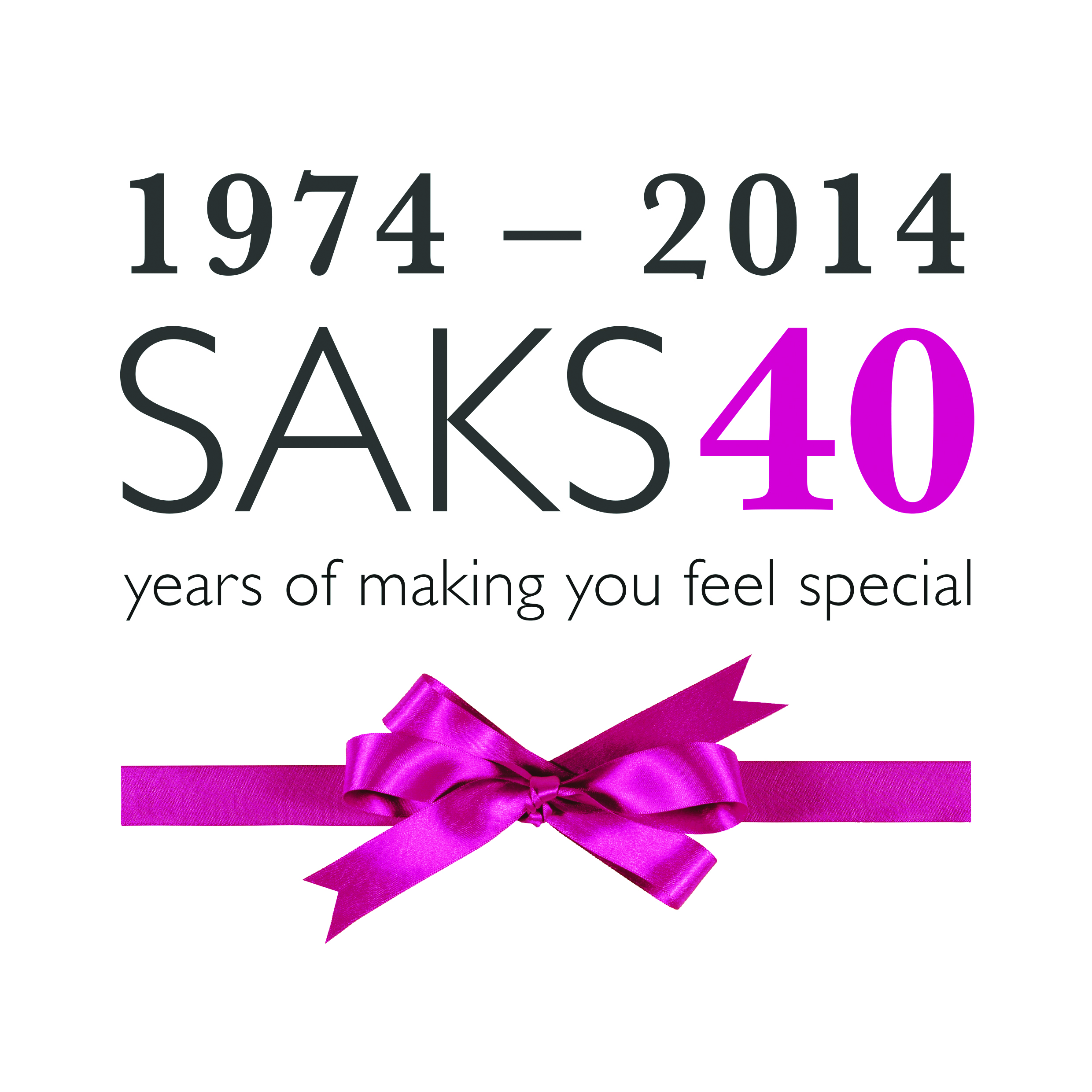 40 years of Saks