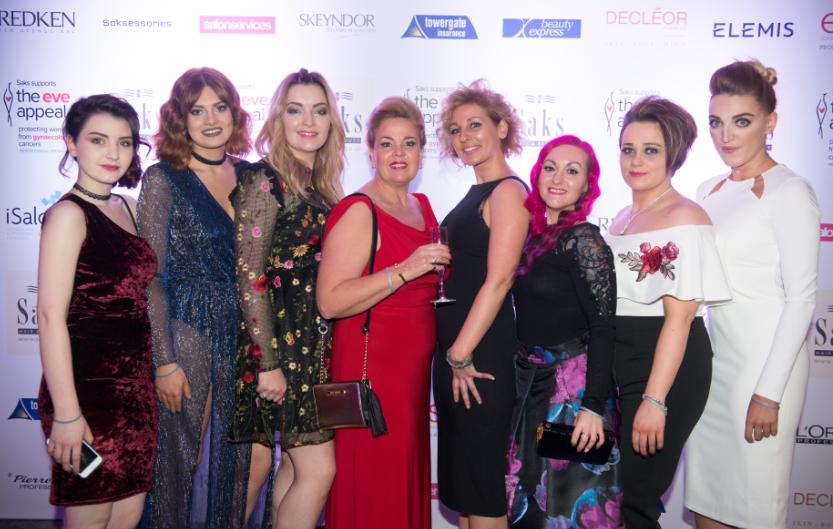 Saks Hexham at Saks Awards 2016