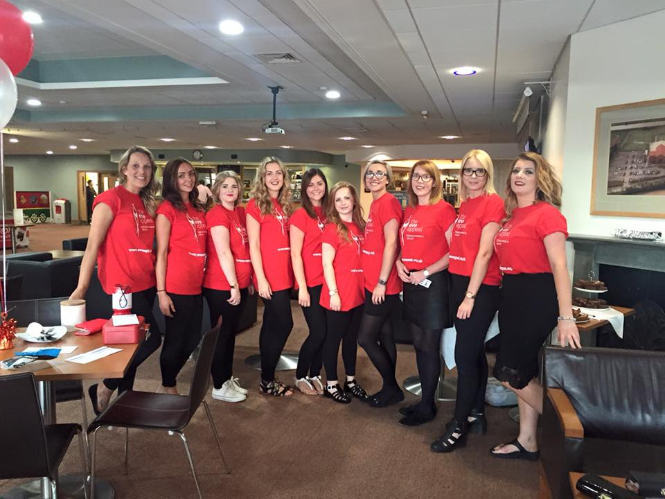 Saks Lincoln fundraising for The Eve Appeal
