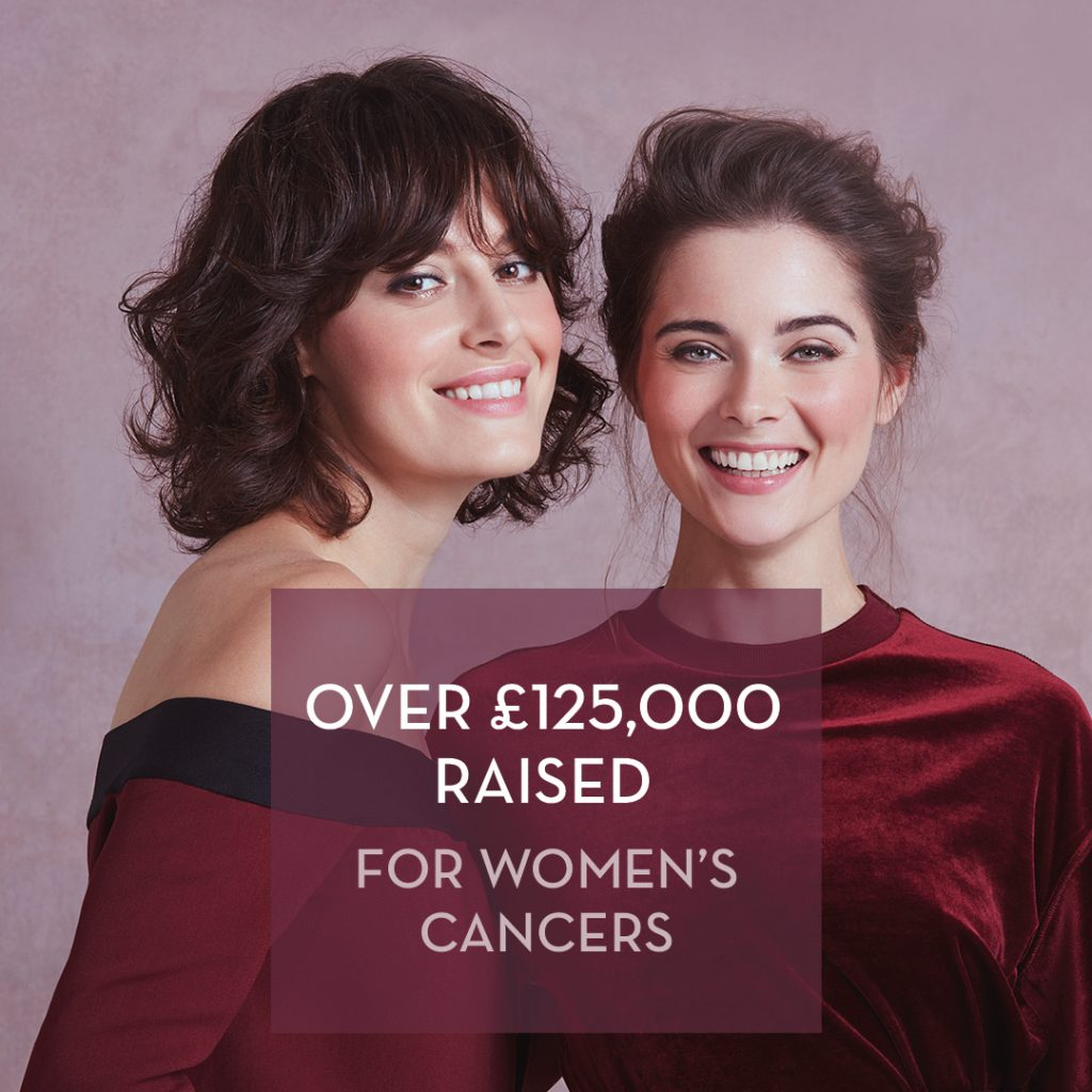 Saks message about raising £125k for Eve