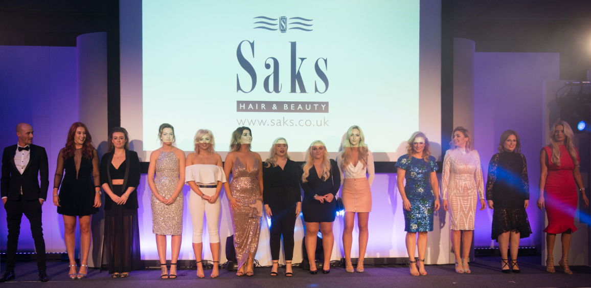 Saks Awards show A Team