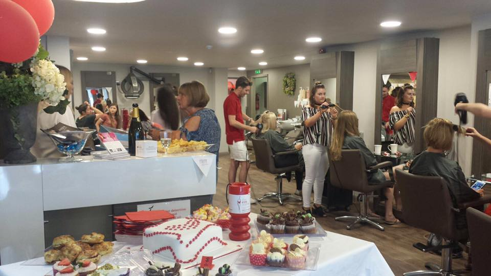Saks Yarm fundraising for The Eve Appeal