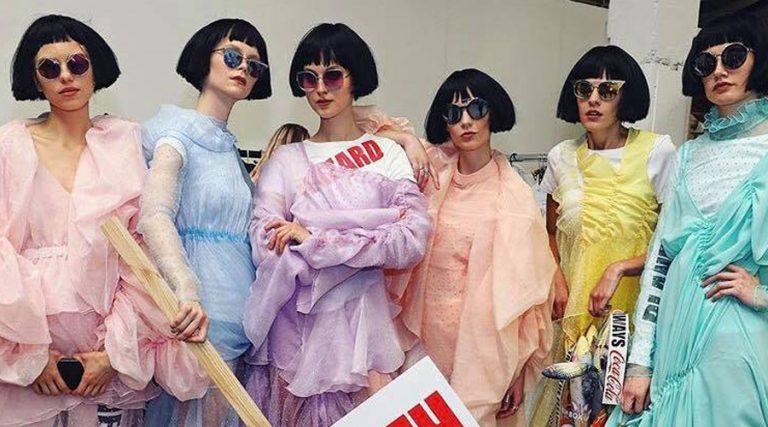 Graduate Fashion Week looks