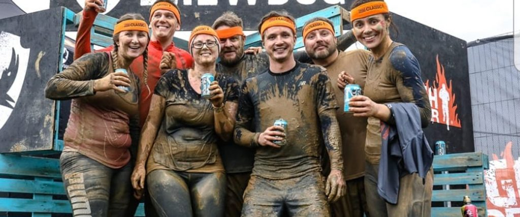 Saks Chester team Tough Mudder for The Eve Appeal