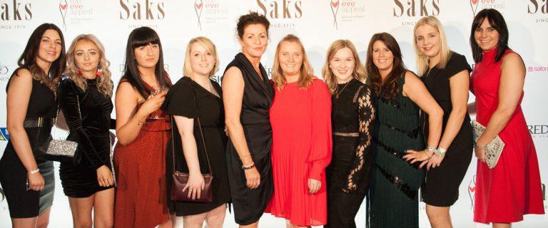 Saks Sedbury Hall Team Photo
