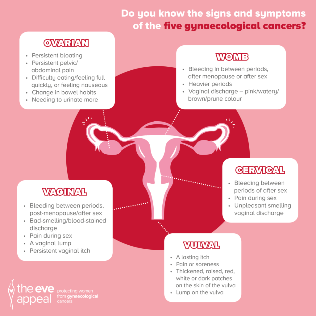 Gynaecological diagram